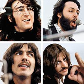 Banda Do Mês - The Beatles